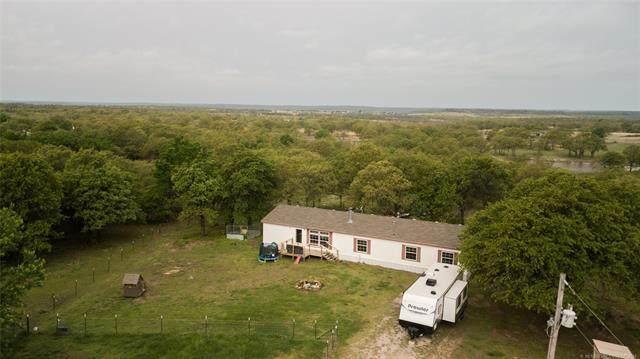 1407 1405 Road, Skiatook, OK 74070 (MLS #2112514) :: Active Real Estate