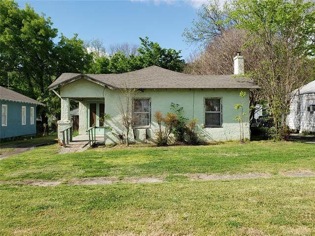 820 E 8th, Ada, OK 74820 (MLS #2112576) :: Active Real Estate