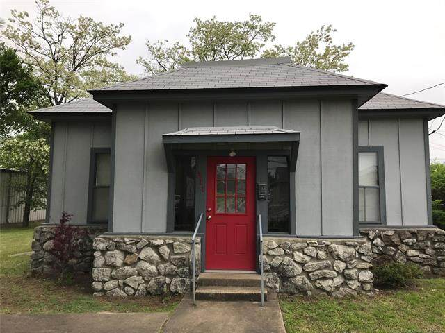 311 S Cherokee Avenue, Claremore, OK 74017 (MLS #2112587) :: Owasso Homes and Lifestyle