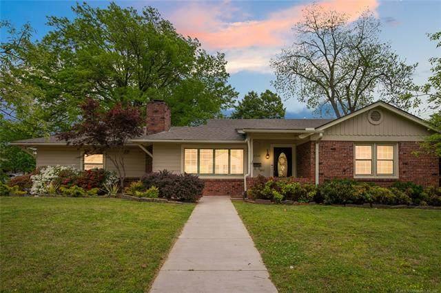 2745 S Evanston Avenue, Tulsa, OK 74114 (MLS #2112614) :: Owasso Homes and Lifestyle