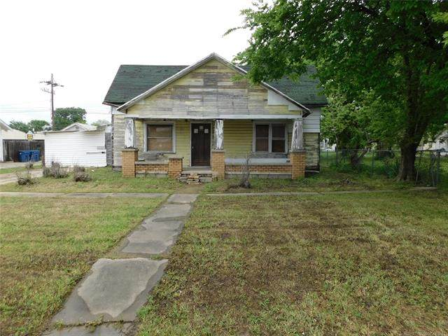803 E Delaware Avenue, Mcalester, OK 74501 (MLS #2112623) :: Owasso Homes and Lifestyle