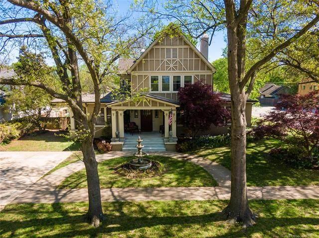 124 E 5th Street, Claremore, OK 74017 (MLS #2112636) :: Owasso Homes and Lifestyle
