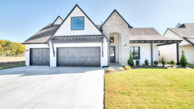 14417 S College Avenue W, Bixby, OK 74008 (MLS #2112658) :: Hopper Group at RE/MAX Results