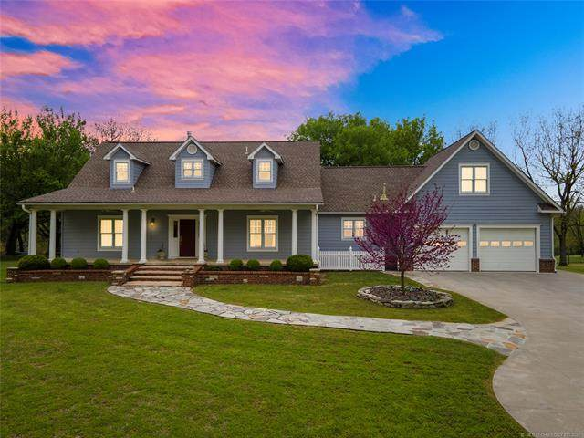 17520 S 4150 Road, Claremore, OK 74017 (MLS #2112672) :: Owasso Homes and Lifestyle