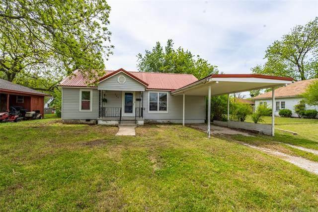 707 W Harris Street, Madill, OK 73446 (MLS #2112725) :: Active Real Estate