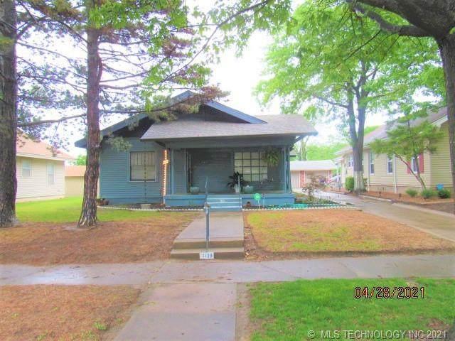 1123 Bixby, Ardmore, OK 73401 (MLS #2112758) :: 918HomeTeam - KW Realty Preferred