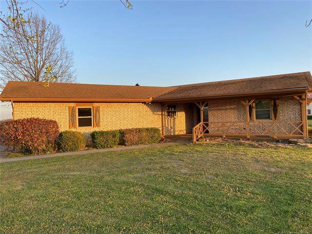 10461 County Road 1543, Ada, OK 74820 (MLS #2112790) :: Owasso Homes and Lifestyle