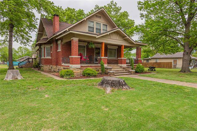 513 W Main, Haskell, OK 74436 (MLS #2112811) :: Hopper Group at RE/MAX Results