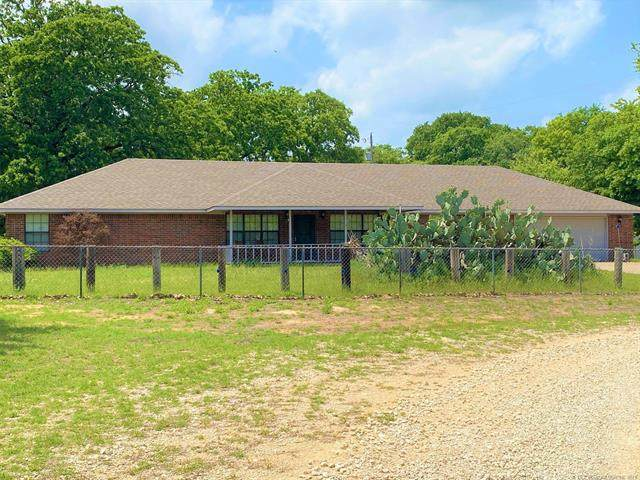 5255 Osborn Road, Kingston, OK 73439 (MLS #2112973) :: Active Real Estate