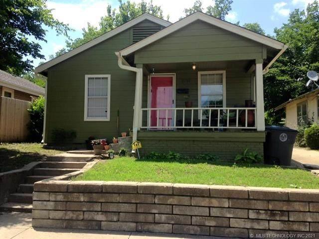 1214 N Boston Place, Tulsa, OK 74106 (MLS #2112999) :: House Properties