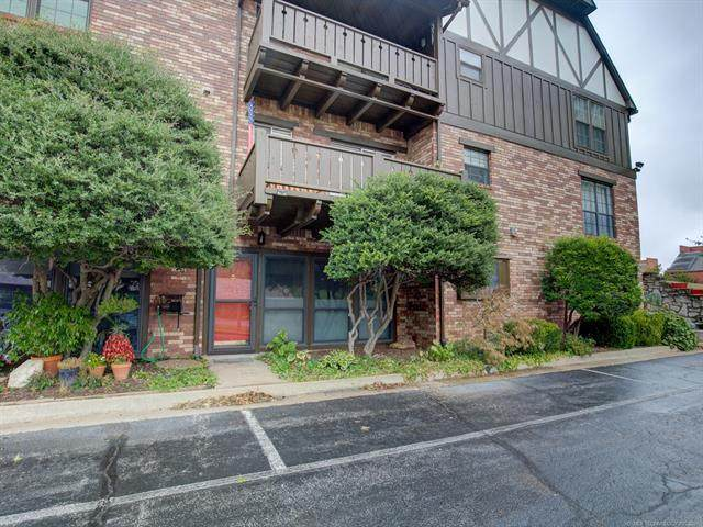 2211 S Main Street E B2, Tulsa, OK 74114 (MLS #2113007) :: Active Real Estate