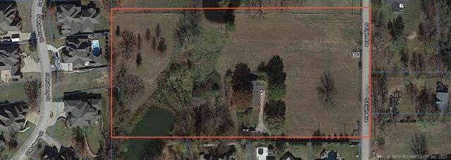 10636 S Elgin Avenue, Jenks, OK 74037 (MLS #2113030) :: 918HomeTeam - KW Realty Preferred