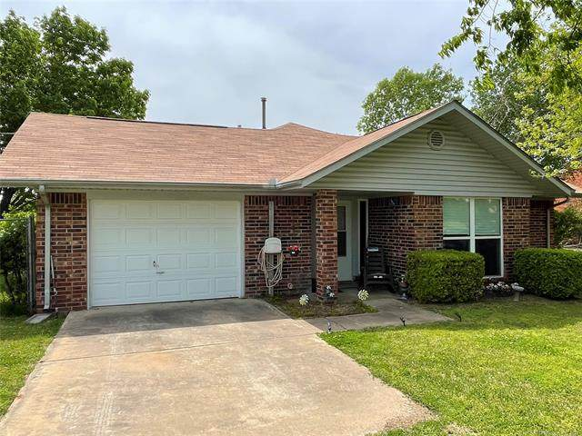 412 Lake, Calera, OK 74730 (MLS #2113056) :: Active Real Estate