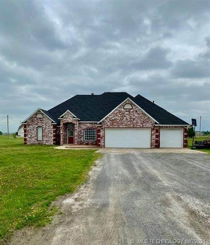607 Graffiti Court, Pryor, OK 74361 (MLS #2113064) :: Hopper Group at RE/MAX Results