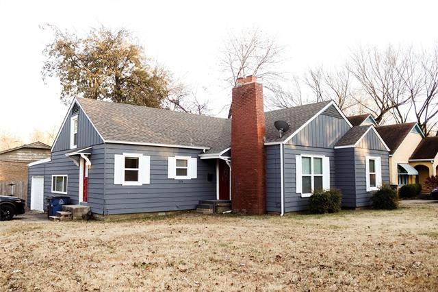 203 S Knoxville Avenue, Tulsa, OK 74112 (MLS #2113095) :: Active Real Estate