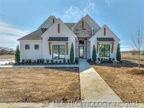3003 E 143rd Court S, Bixby, OK 74008 (MLS #2113197) :: Owasso Homes and Lifestyle