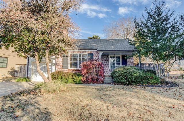 3537 S Trenton Avenue, Tulsa, OK 74105 (MLS #2113198) :: House Properties