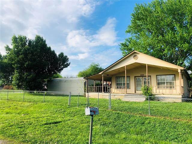 424 Cherry Street, Chelsea, OK 74016 (MLS #2113199) :: Active Real Estate