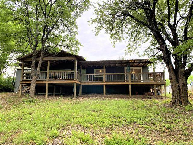 8726 Lorene Street, Kingston, OK 73439 (MLS #2113225) :: Active Real Estate