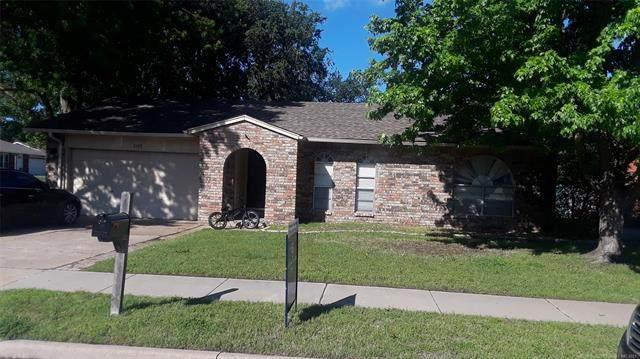3169 S 133rd East Avenue, Tulsa, OK 74134 (MLS #2113263) :: Active Real Estate