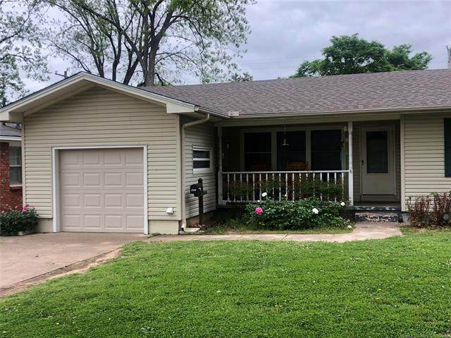 705 N D Avenue, Cleveland, OK 74020 (MLS #2113264) :: Hopper Group at RE/MAX Results