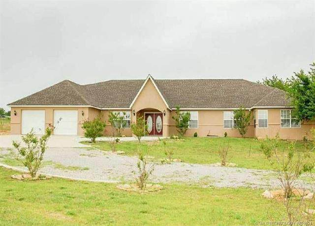27415 N 4040 Road, Nowata, OK 74048 (#2113290) :: Homes By Lainie Real Estate Group