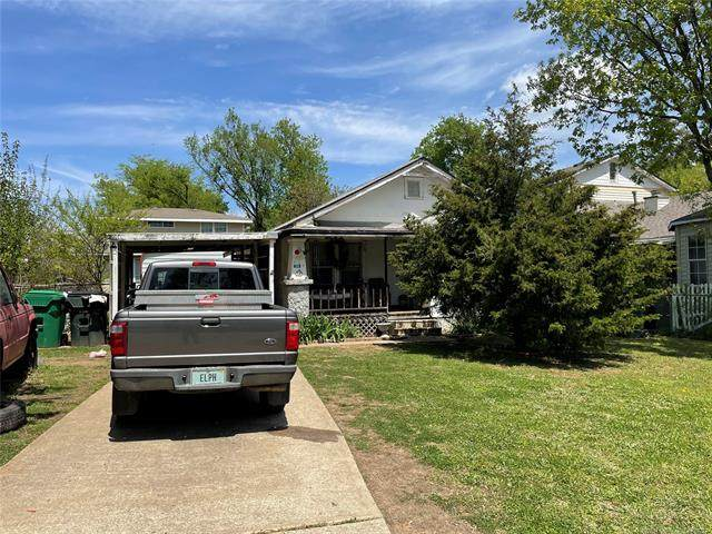 415 W Lincoln Avenue, Sapulpa, OK 74066 (#2113310) :: Homes By Lainie Real Estate Group