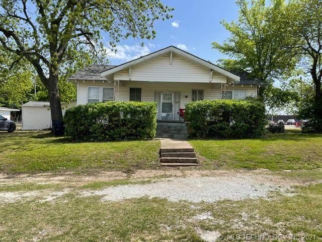 231 W 17th, Ada, OK 74820 (MLS #2113320) :: Owasso Homes and Lifestyle