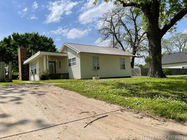 517 S Oak, Ada, OK 74820 (MLS #2113326) :: Active Real Estate