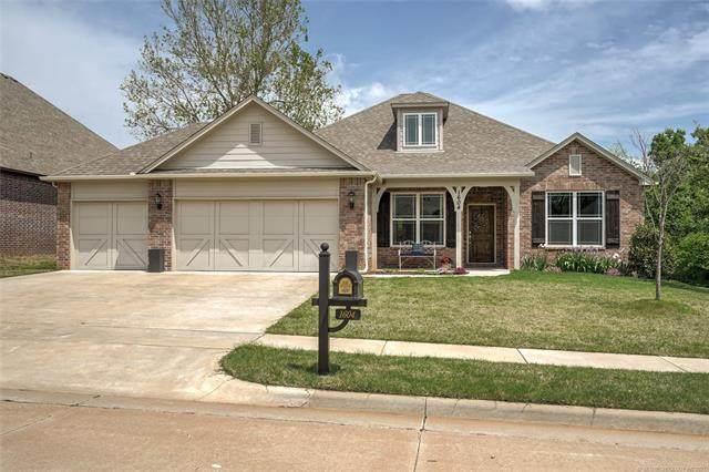 1604 E Little Rock Street, Broken Arrow, OK 74011 (MLS #2113418) :: Owasso Homes and Lifestyle