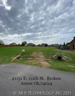 21151 E 112th Street S, Broken Arrow, OK 74014 (MLS #2113447) :: 918HomeTeam - KW Realty Preferred