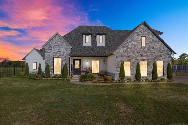 1553 Clara Court, Fort Gibson, OK 74434 (MLS #2113479) :: 918HomeTeam - KW Realty Preferred