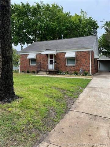 138 N Louisville Avenue, Tulsa, OK 74115 (MLS #2113544) :: 580 Realty