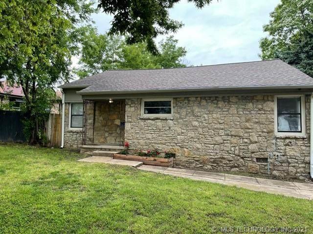1410 N Cheyenne Avenue, Tulsa, OK 74106 (MLS #2113558) :: House Properties