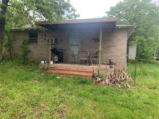 224 Deborah Avenue, Eufaula, OK 74432 (MLS #2113577) :: 918HomeTeam - KW Realty Preferred