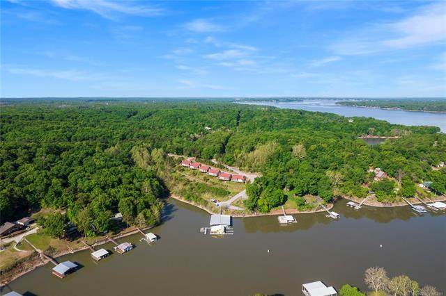 642 Park Cove Lane, Eucha, OK 74342 (MLS #2113621) :: 580 Realty