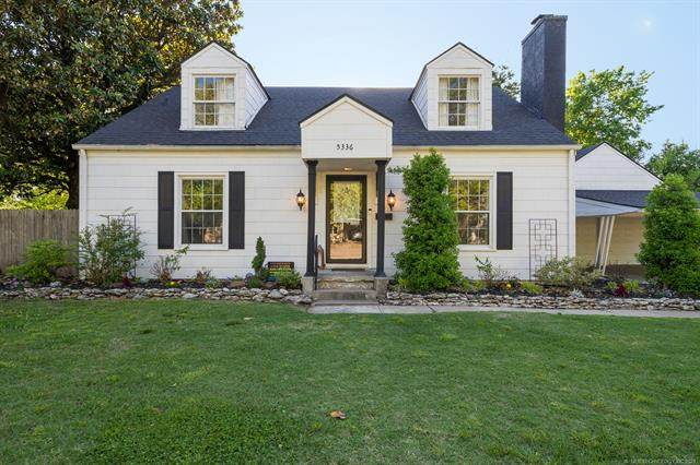5336 S Newport Avenue, Tulsa, OK 74105 (#2113643) :: Homes By Lainie Real Estate Group