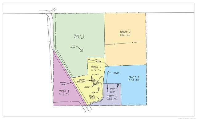 892 Richland Road, Springer, OK 73458 (MLS #2113661) :: Owasso Homes and Lifestyle