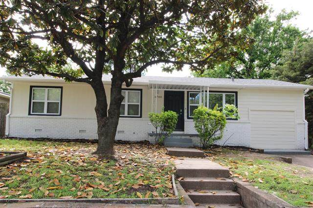 4744 S Maybelle Avenue, Tulsa, OK 74107 (MLS #2113671) :: Active Real Estate