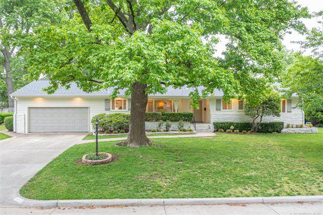3469 S Florence Place, Tulsa, OK 74105 (MLS #2113705) :: Owasso Homes and Lifestyle