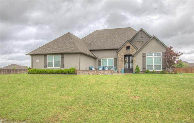 22078 E 114th Place S, Broken Arrow, OK 74014 (#2113722) :: Homes By Lainie Real Estate Group