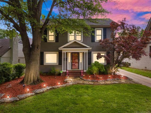 2644 S Cincinnati Avenue, Tulsa, OK 74114 (MLS #2113728) :: Owasso Homes and Lifestyle