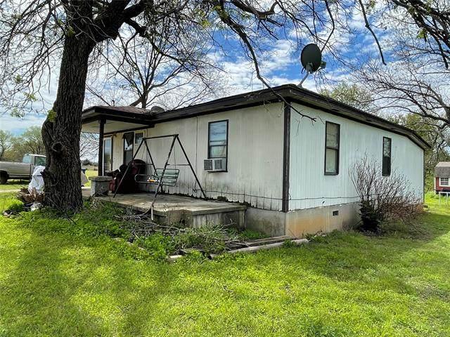 9783 Ketner Road, Wynnewood, OK 73098 (MLS #2113747) :: 580 Realty