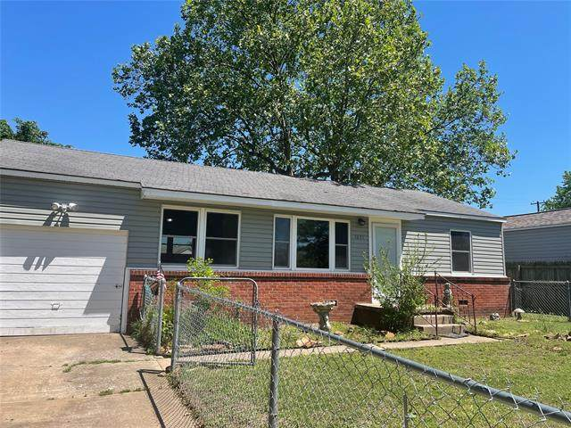 1031 N Canton Avenue, Tulsa, OK 74115 (MLS #2113757) :: Hopper Group at RE/MAX Results