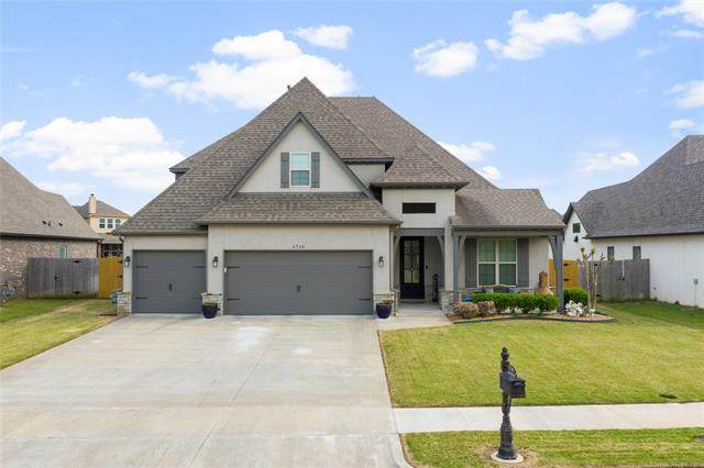 6746 E 125th Street S, Bixby, OK 74008 (MLS #2113763) :: Hopper Group at RE/MAX Results