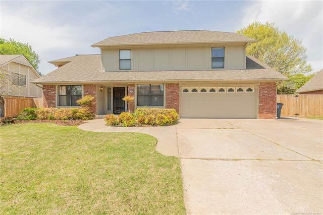7505 E 84th Street, Tulsa, OK 74133 (MLS #2113775) :: Owasso Homes and Lifestyle
