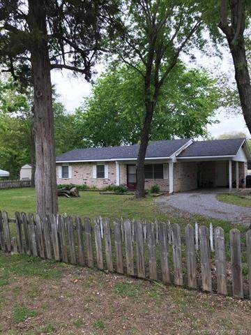 517 W Tyler Avenue, Mcalester, OK 74501 (MLS #2113782) :: Owasso Homes and Lifestyle