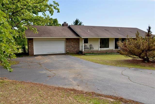 9390 Hedge Road, Henryetta, OK 74437 (MLS #2113807) :: Hopper Group at RE/MAX Results