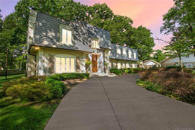 11326 S Granite Avenue, Tulsa, OK 74137 (MLS #2113830) :: Owasso Homes and Lifestyle