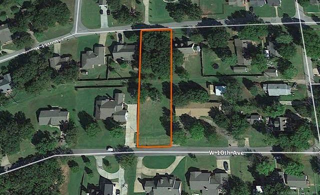 553 W 10th Avenue, Bristow, OK 74010 (MLS #2113850) :: Owasso Homes and Lifestyle